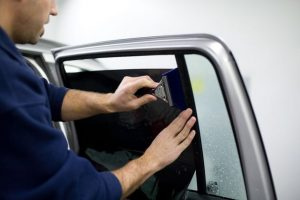 Auto Glass Tinting Red Deer